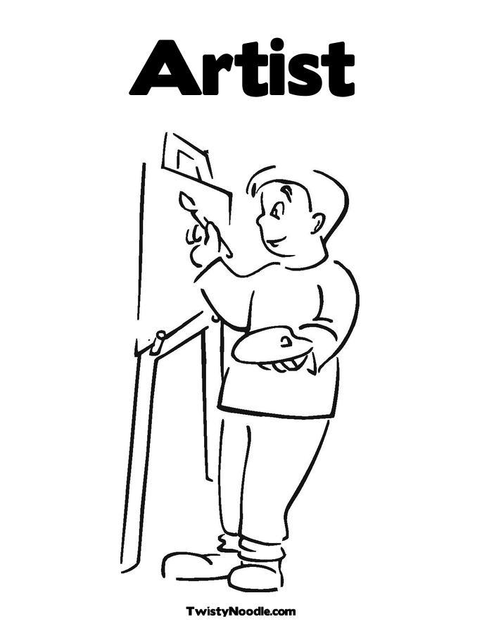 künstler ausmalbilder  malvorlagen  100 kostenlos