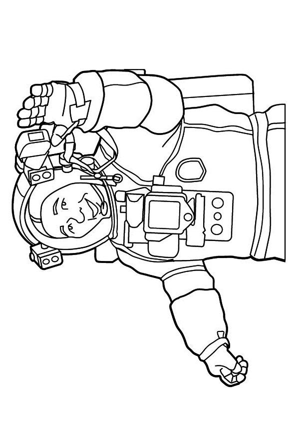 astronaut ausmalbilder  malvorlagen  100 kostenlos