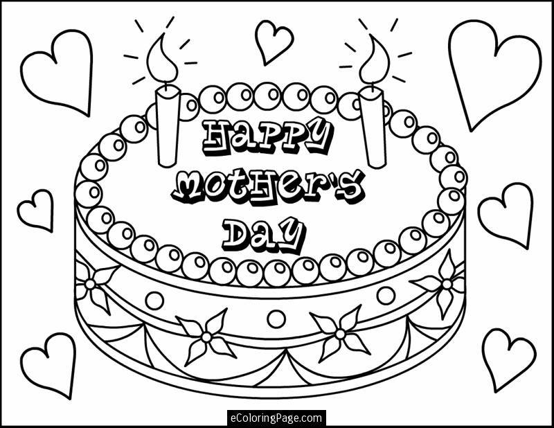 kuchen & torte: ausmalbilder & malvorlagen - 100% kostenlos