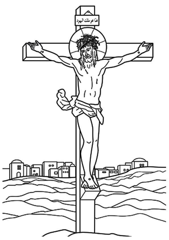 christ ausmalbilder  malvorlagen  100 kostenlos