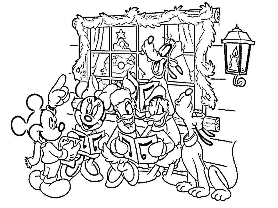 disney weihnachten ausmalbilder  malvorlagen  100