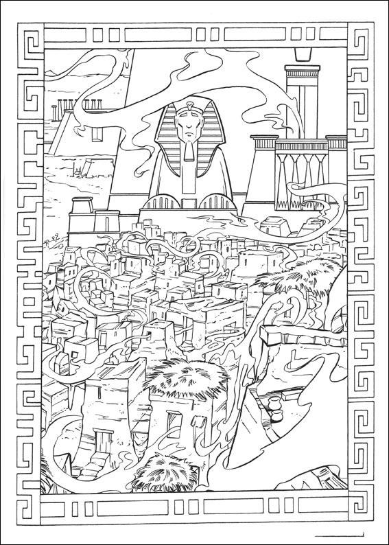 Ägypten ausmalbilder  malvorlagen  100 kostenlos