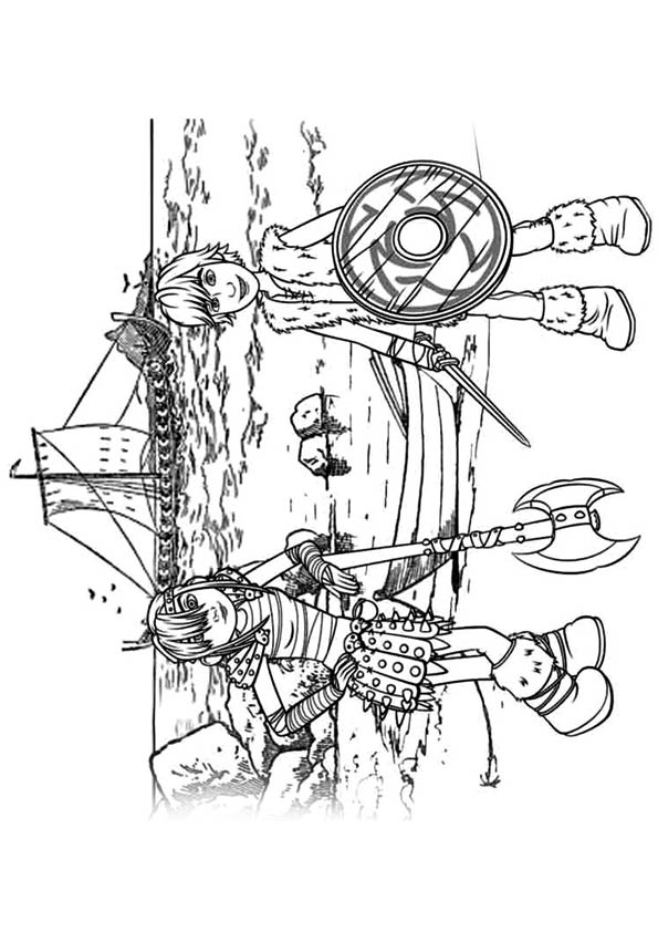 drachenzähmen leicht gemacht ausmalbilder  malvorlagen