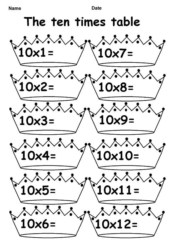 mathe  mathematik ausmalbilder  malvorlagen  100