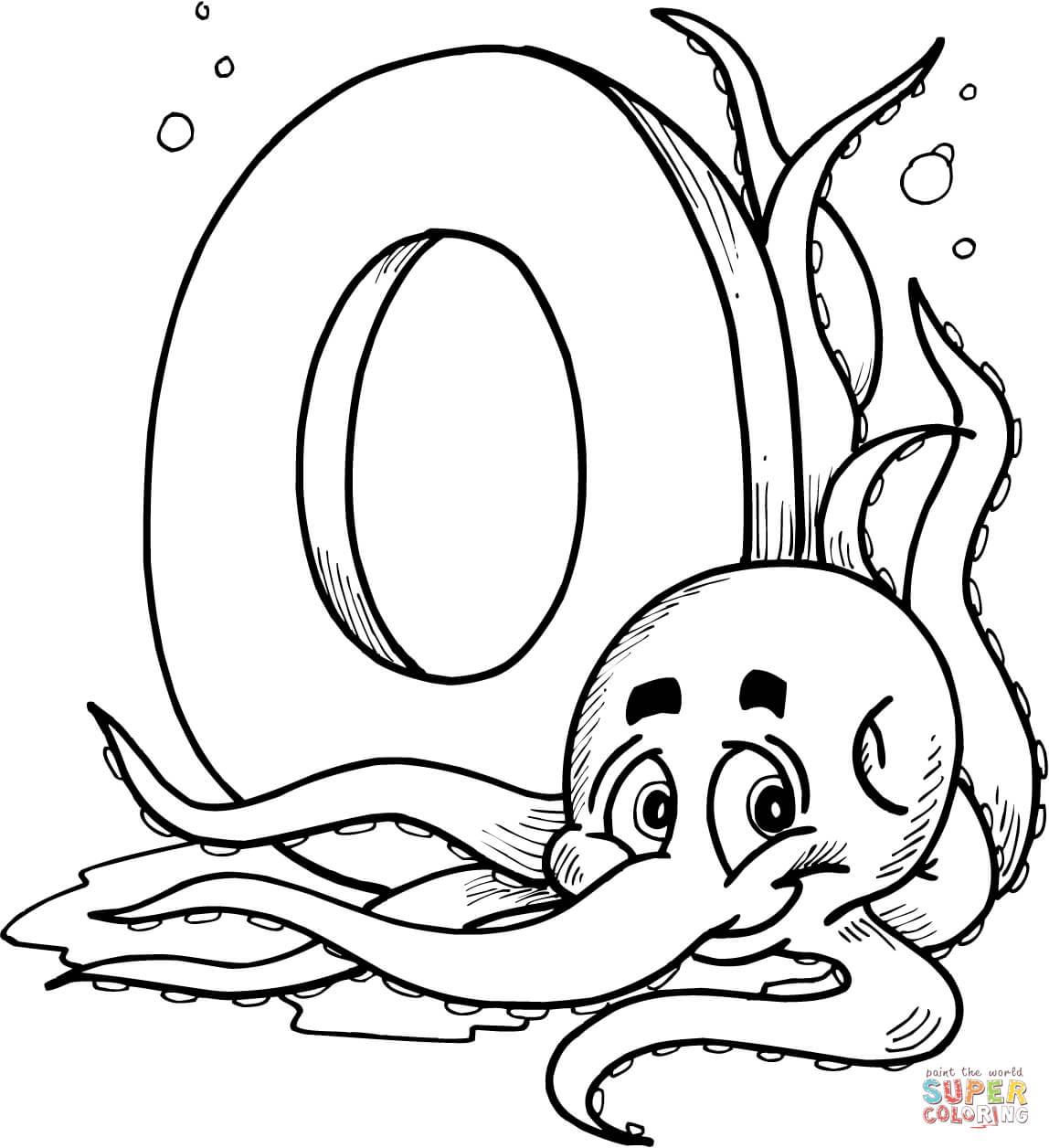 oktopus  tintenfisch ausmalbilder  malvorlagen  100