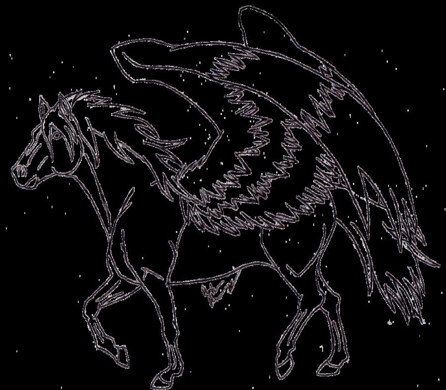 pegasus ausmalbilder  malvorlagen  100 kostenlos