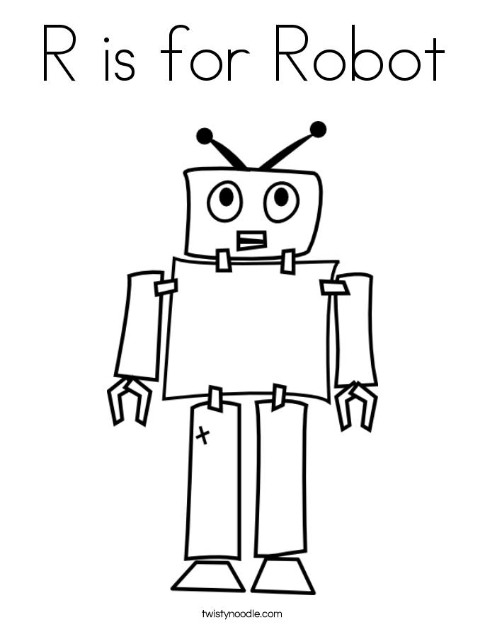 roboter ausmalbilder  malvorlagen  100 kostenlos
