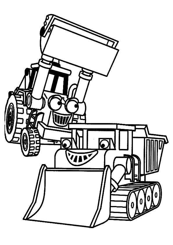 traktor ausmalbilder  ausmalbilder traktor 19