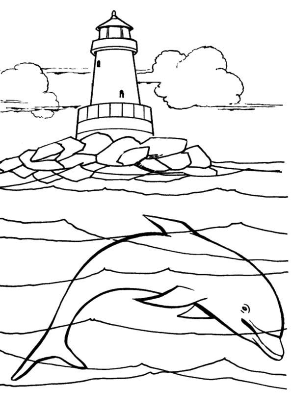 unterwasser & meeresgrund: ausmalbilder & malvorlagen