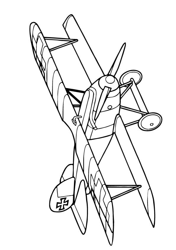 flugzeug ausmalbilder  malvorlagen  100 kostenlos