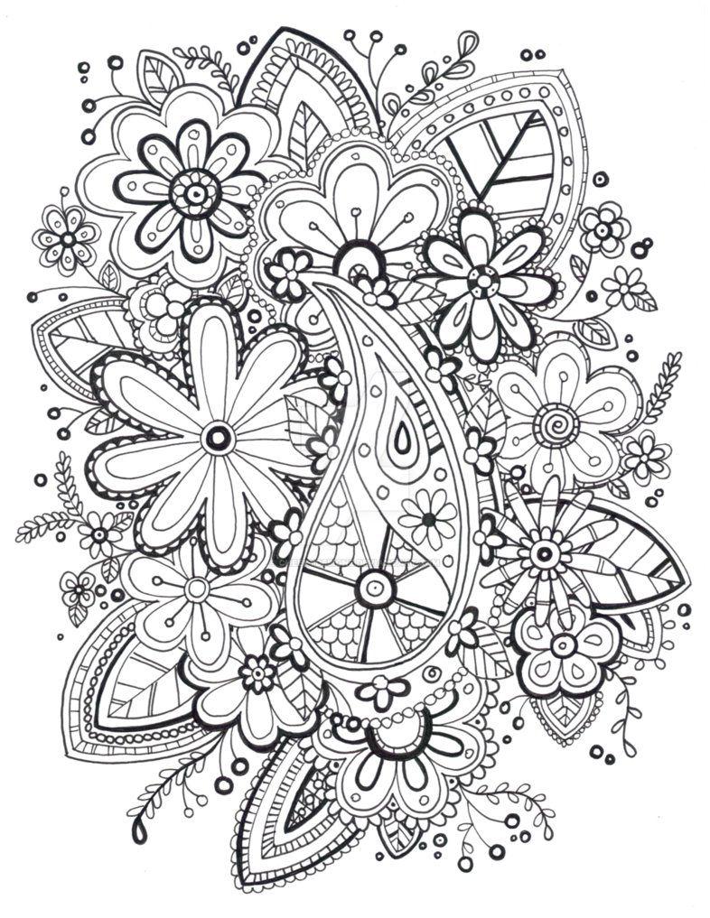 zen  zentangle ausmalbilder  malvorlagen  100 kostenlos