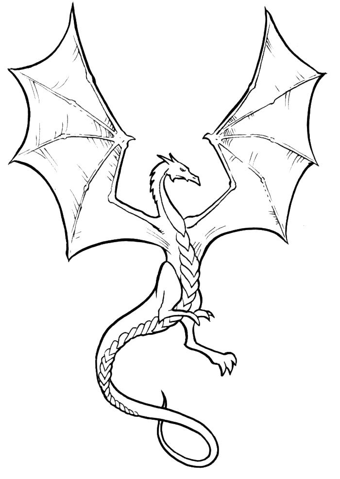 drachen ausmalbilder  malvorlagen  100 kostenlos