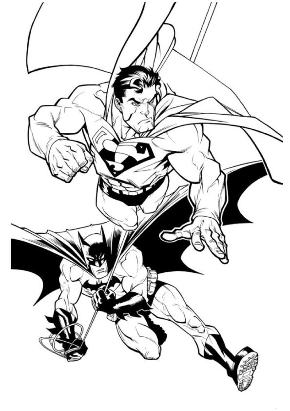 superman ausmalbilder  malvorlagen  100 kostenlos