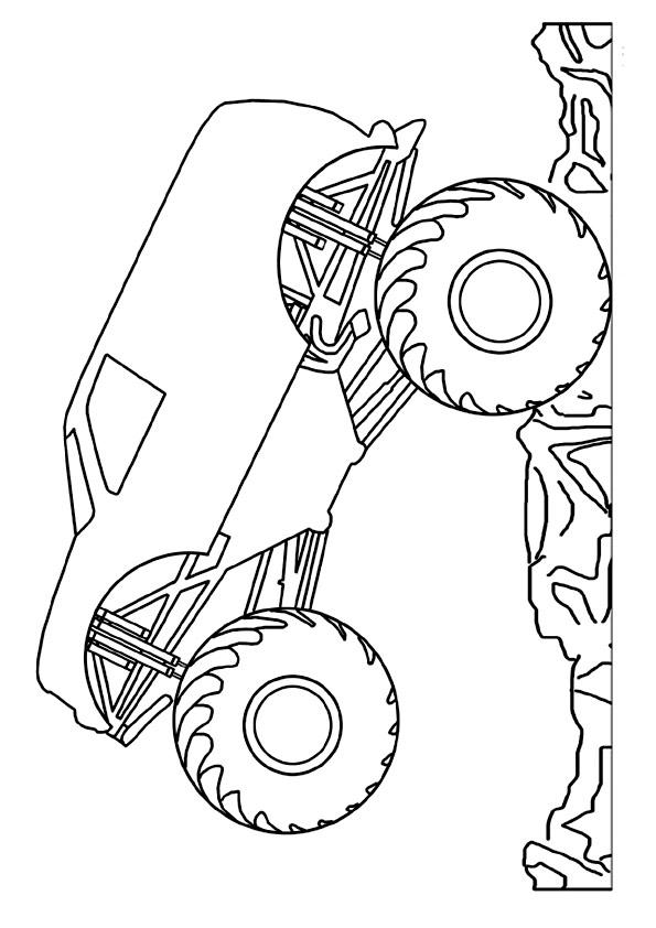 lkw  truck ausmalbilder  malvorlagen  100 kostenlos